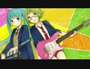 【2013.8.21 Release】 セツナコード / Last Note. feat. GUMI、初音ミク