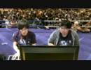 CEO2013 day3 スパ4AE2012 WinnersSemiFinal JustinWong vs ももち
