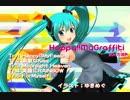 【7thMiniAlbum】Happy!!MyGraffiti/銀河方面P(仮)【クロスフェード】