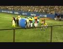 2013-07-20 オールスター第2戦 マスコット球転がし