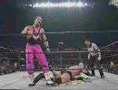 WCW ブレットハート引退試合 vsゴー