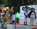 【2013/7/20】オールスターでのつば九郎ステージ【神宮軟式球場】