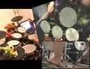【ポポポポポー♪】呼びこみ君 ドラムで演奏した【ポポポポポー♪】