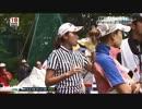 女子ゴルフ meijiカップ 1日目(2013.8.9) 韓国語実況