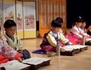 子供に広がる、水筒流韓国茶道