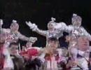 長野オリンピック閉会式 WAになっておど