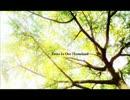 【合唱】Trees In Our Homeland【四人+一人】