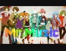 【男性ボカロ7人で】Mr.Music【カバー】