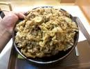 【すき屋の裏メニュー】 並盛×6杯分の『牛丼KING』