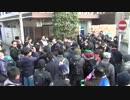 【2013/2/9】韓流の街・新大久保 お散歩オフ 2【レイシストしばき隊】