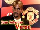 フアン・セバスティアン・ベロン 【Manchester United】