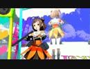 【MMD文化祭2013】那珂ちゃんがチュッ!夏パ~ティ【艦これ】
