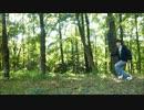【森林浴しながら】ゼル伝道中歌アレンジで踊ってみた【でも虫UZEEEE】