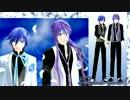 【MMD】 フォーマルがくぽとKAITOで天ノ弱 【MMDモデル配布】