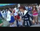 嵐コンサート会場での街宣活動 月野恵梨香