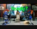 ダンボール戦機 プラモ コマ撮り動画 アキレス vs ペルセウス