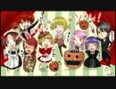 8人で『Bad ∞ End ∞ Night』歌ってみた Happy Halloween