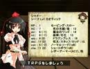 【東方卓遊偽】TRPGは1日1秒まで!【CD&D】