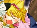 魔理沙とアリスの《あいさつはKiss☆》