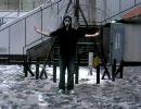 涼宮ハルヒの激奏 雪、無音、窓辺にて。を踊ってみた(雪の中)