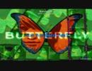 【Stepmania】butterfly【超速度変化】