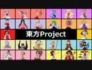 東方Projectキャラクター二択どっちが好き?