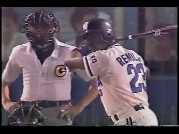 1991年 横浜大洋 vs 巨人①
