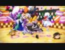 【東方MMD】小さめな魔理沙たちがシュレディンガイガーのこねこ thumbnail