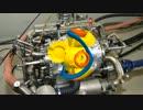 ヒュットリン キューゲルモーター(球状エンジン)