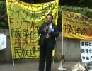 2009年三民族連帯集会(その2、ペマ・ギャルポ氏)