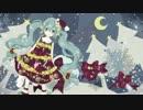 【初音ミク】White Snow Falling【オリジナル曲】
