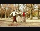 【わいたが巨人】紅蓮の弓矢踊ってみた【あまゆ・くしゃみ】