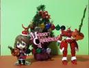 [ガンプラ]メリクリウスをクリスマスっぽく作ってみた&MS少女
