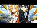 """海外の人が凄い件/ENGLISH """"Crossing Field"""" Sword Art Online (AmaLee)"""
