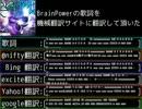 BrainPowerの歌詞を機械翻訳サイトに翻訳して頂いた