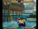 ギルティギアX Ver1.5 (アトミス版) CPU戦を暗慈でプレイ