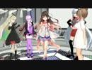 【釣り】 VOCALOID3 kokone(心響)MMDモ