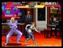 ∮ 龍虎の拳2 - ユリ VS ギース 覇王翔吼拳