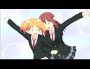 桜Trick Trick1-A:「桜色のはじまり」/ Trick1-B:「やきそばとベランダと女の子」
