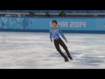 【ソチオリンピック】【羽生 結弦】『男子シングルショートプログラム』