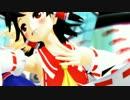 【第12回MMD杯本選】XYZの魔法 霊夢さんの女子力とは・・・
