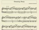 【ピアノ楽譜】Dreaming Sheep【大図書館の羊飼い ~Dreaming Sheep~】