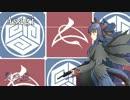 【ポケモンXY】悪狐伝~擬人化悪統一対戦実況【手描き実況】part.04