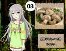 【モバマス】星輝子とキノコの話08 シイタケ