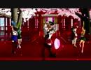 【艦これ】正規空母たちの千本桜【MMD】