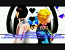 【MMD】五部で洋楽詰め