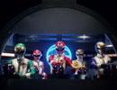 五星戦隊ダイレンジャー 第2話「気力だァァッ!!」