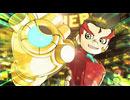 『ヒーローバンク』エンター・ザ・ゴールド変身シーン(FULL Ver)