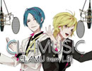 【CLAMU from (.5)】『CLAMUSIC』クロスフ