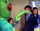 仮面ライダー 第5話「怪人かまきり男」